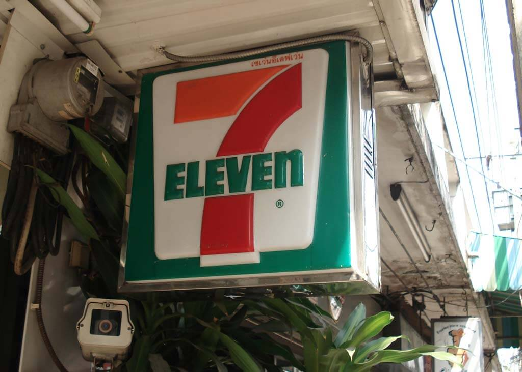 7-11 Sign