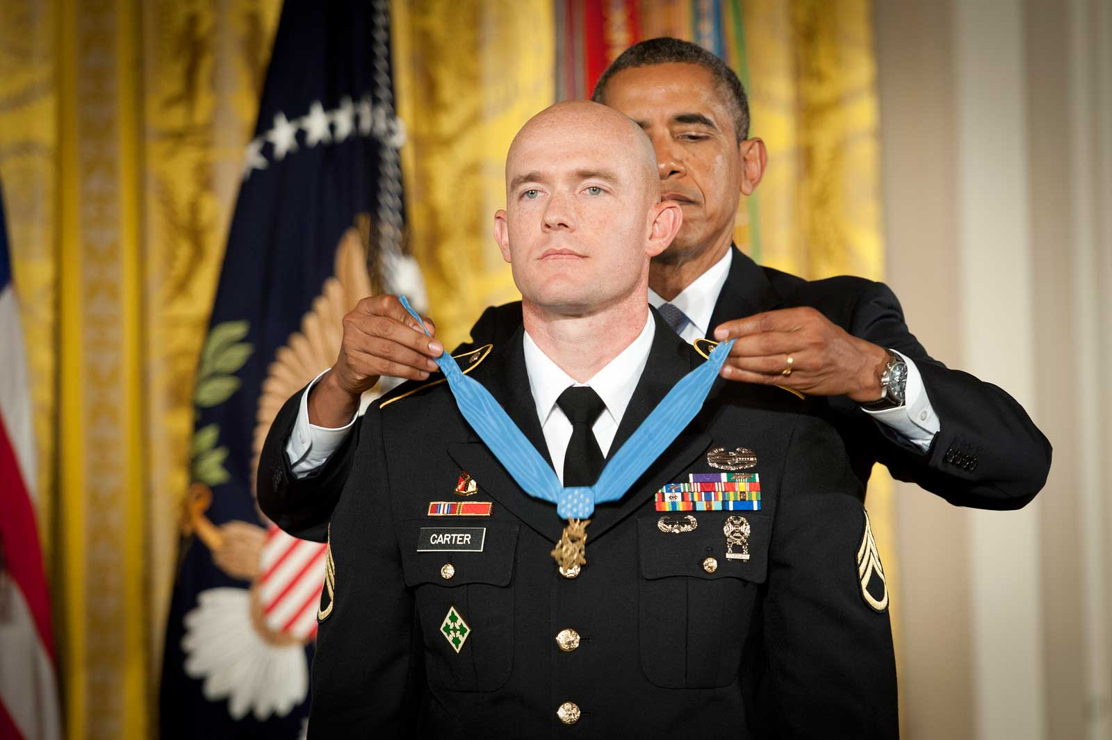 Ty Carter Medal of Honor