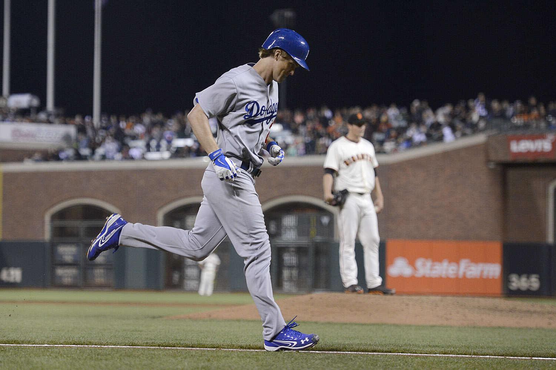 Los Angeles Dodgers vs
