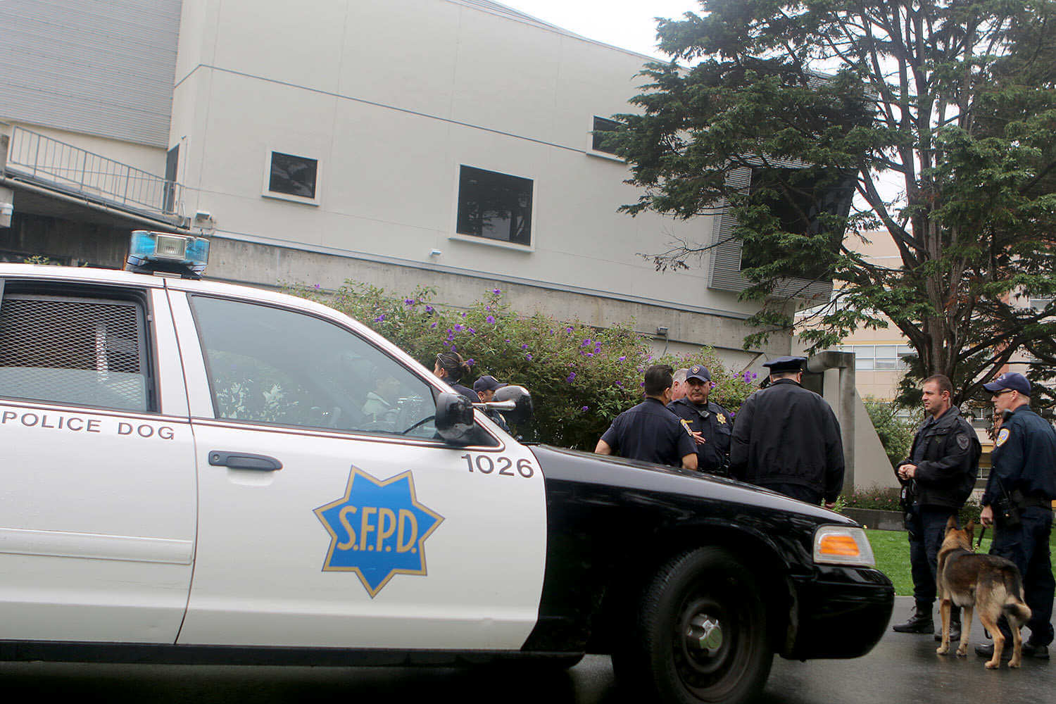 SF State Bomb Threat