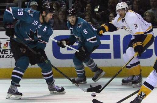San Jose Sharks vs