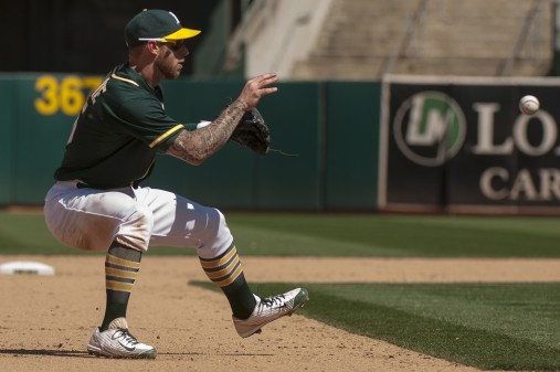 Los Angeles Angels of Anaheim vs Oakland Athletics