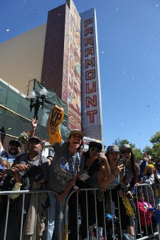 Golden State Warriors Parade and Rally