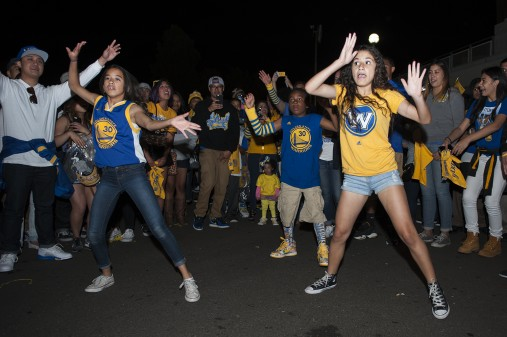 Golden State Warriors Watch Party