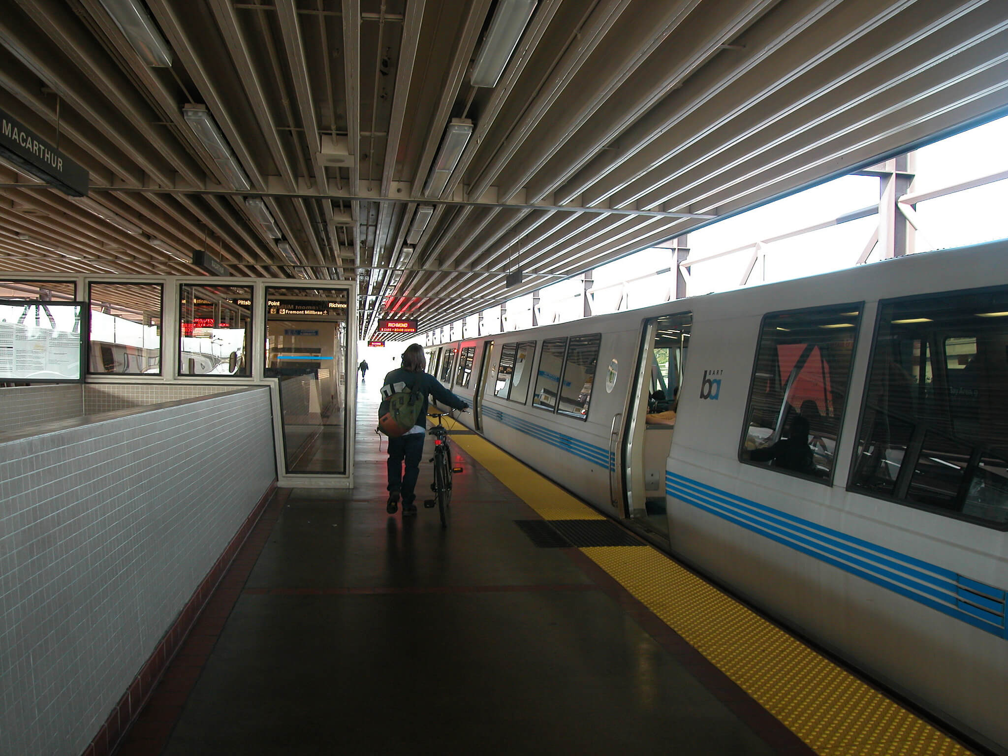 BART Trains